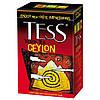 Чай Tess 25х2г Ceylon чорн.