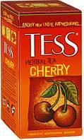 Чай Тесс пак 25 Вишня (каркаде/кор/виш)