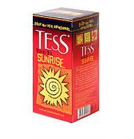 Чай Тесс пак 25 Санрайз (чор/крупнолист)