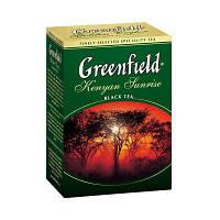 Чай  Greenfield 100г Kenyan Sunrise