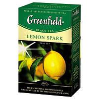 Чай  Greenfield 100г Lemon Spark