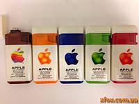 Зажигалки Apple Турбо с крышкой