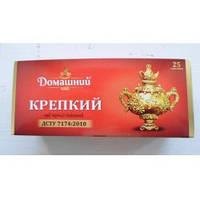 Чай  Домашний пакет Клубника 20 * 1.5 гр./12шт