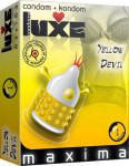 Презервативы LUXE Maxima №1 Желтый дьявол