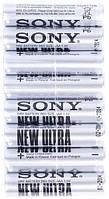 Батарейка Sony AA