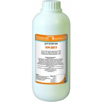 Би-дез 5 л ветеринарный препарат для дезинфекции