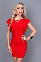 Платье  мод 241-2 размер 48  красный