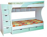 """Двухярусная кровать """"Кадет"""""""