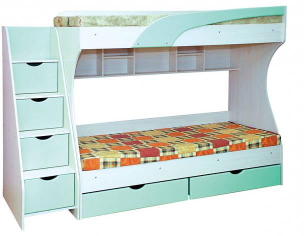 """Двухярусная кровать """"Кадет"""", фото 2"""