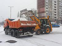 Вывоз снега самосвалами 5-30т., фото 1