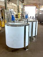 Ванна длительной пастеризации ВДП-1000, Г6-ОПБ-1000 (1000 литров) для соков