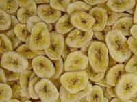 Банан вяленый