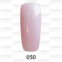 Гель-лак Adore Professional № 050 (светло-сиреневый с микроблеском), 9 мл ADR 050/96