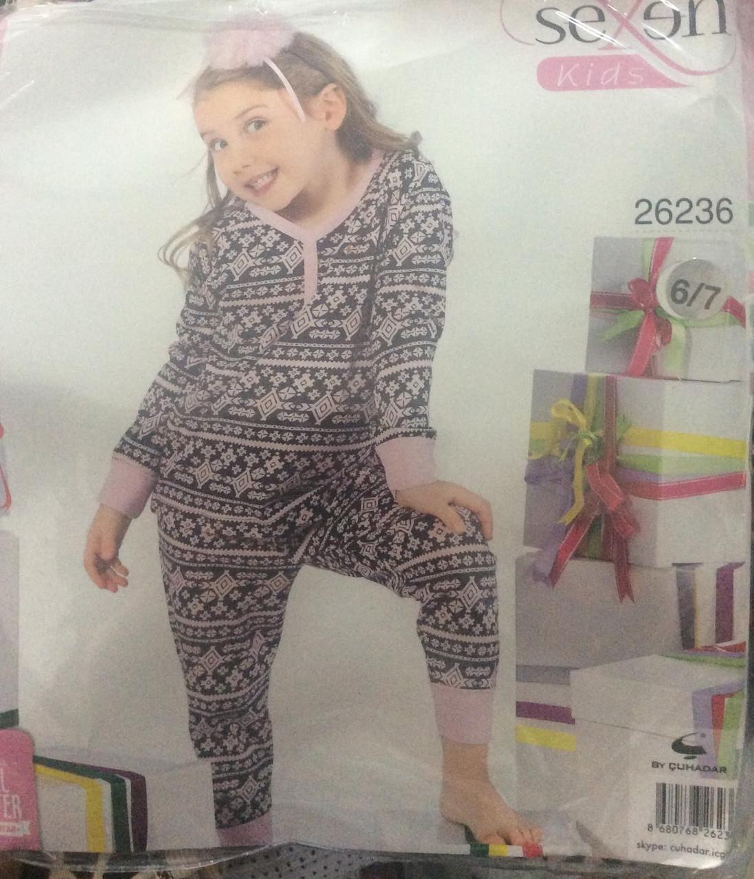 Дитяча піжама для дівчинки Sexen