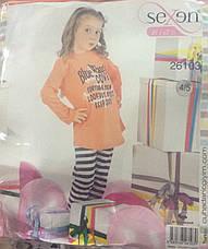 Дитяча піжама для дівчинки Sexen, фото 2
