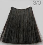 C:EHKO COLOR VIBRATION Безаммиачная крем-краска для волос 100 мл 3/0 ТЕМНО-КОРИЧНЕВЫЙ