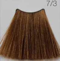 C:EHKO COLOR VIBRATION Безаммиачная крем-краска для волос 100 мл 7/3 СРЕДНЕ-ЗОЛОТИСТЫЙ БЛОНДИН