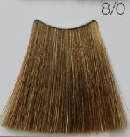 C:EHKO COLOR VIBRATION Безаммиачная крем-краска для волос 100 мл 8/0 СВЕТЛЫЙ БЛОНДИН
