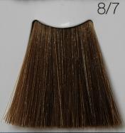 C:EHKO COLOR VIBRATION Безаммиачная крем-краска для волос 100 мл 8/7 ПЕСОЧНЫЙ