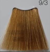 C:EHKO COLOR VIBRATION Безаммиачная крем-краска для волос 100 мл 9/3 ЯРКО-ЗОЛОТИСТЫЙ БЛОНДИН