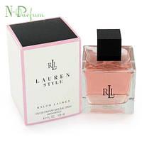 Ralph Lauren Lauren Style - Парфюмированная вода (тестер) 75 мл