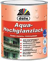 Акваэмаль глянцевая Aqua-Hochglanzlack 0,75