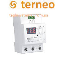 Терморегулятор  Terneo b20 (на DIN-рейку), Украина