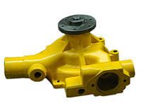 Насос водяной (помпа) на двигатель Komatsu 4D95L, 4D95LE, 6D95L, S4D95L, S6D95L, SA6D95L, 6206-61-1104