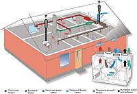 Вентиляция и кондиционирование коттеджа, фото 1