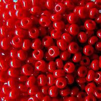 Чешский бисер Preciosa 50г 31119-93210-10 красный
