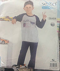 Детская пижама для мальчиков Sexen, фото 3