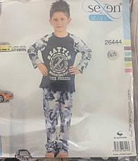Детская пижама для мальчиков Sexen, фото 2
