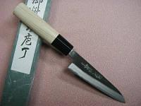 Купить нож кухонный японский Tojiro Shirogami Petty 120мм F-691