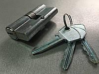 Замочный цилиндровый механизм ЗМ 60 а к/п  3 ключа