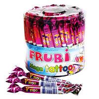 Фруби Мега ТАТУ жевательная конфета в банке 100 шт