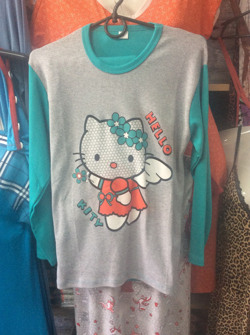 Пижама для подростков