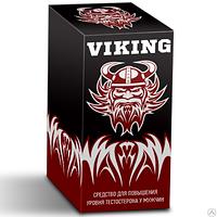Капли «VIKING» Викинг для повышения уровня тестостерона у мужчин