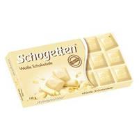 "Шоколад Schogetten ""White Chocolate"" , 100г"
