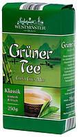 """Чай WESTMINSTER """" Gruner Tee""""  China Chun Mee Klassik 250г"""