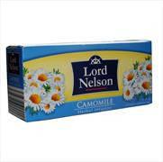 """Чай Lord Nelson """"Kamille Krautertee"""" 37,5г/25 шт."""