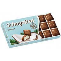 """Шоколад Schogetten """"Coconut"""" , 100г"""