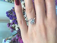 Серебряное кольцо Ладошка Ручка 33276 Х