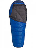 Cпальный мешок правый MARMOT ROCKAWAY 20 lapis blue