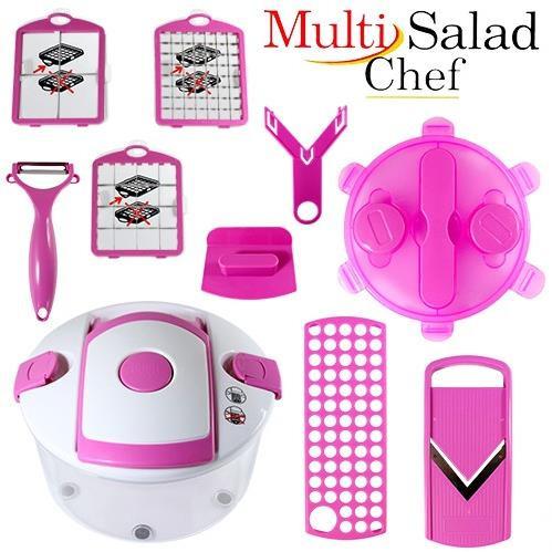 Универсальная овощерезка Multi Salad Chef