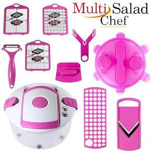 Универсальная овощерезка Multi Salad Chef, фото 2