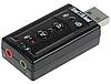 USB звуковая карта адаптер аудио 7.1 #100129