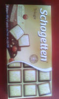 "Немецкий шоколад ""Schogetten"""