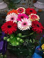 Цветы в подарочной коробке с доставкой
