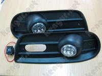 Фары противотуманные диодные на Volkswagen Transporter T4