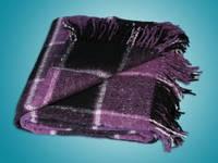 Плед Палермо фиолетовый 140*200 Влади